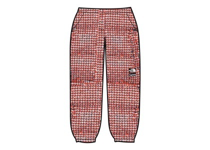 Supreme The North Face Studded Nuptse Pant Red (SS21)の写真