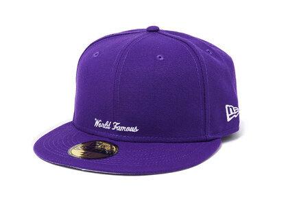 Supreme Reverse Box Logo New Era Purple (SS21)の写真