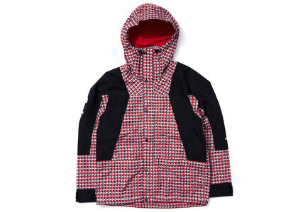 Supreme The North Face Studded Mountain Light Jacket Red (SS21)の写真