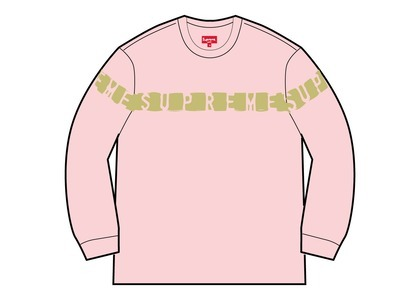 Supreme Inside Out Logo Sweater Pink (SS21)の写真