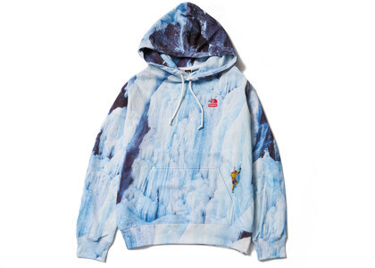 Supreme The North Face Ice Climb Hooded Sweatshirt Multicolor (SS21)