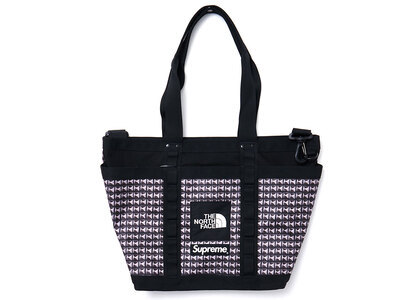 Supreme The North Face Studded Explore Utility Tote Black (SS21)の写真