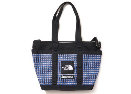 Supreme The North Face Studded Explore Utility Tote Royal (SS21)の写真