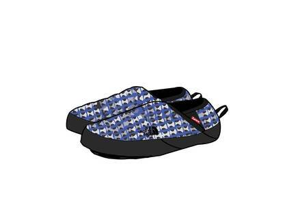 Supreme The North Face Studded Traction Mule Blue (SS21)の写真