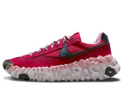 Nike Overbreak Bright Crimsonの写真