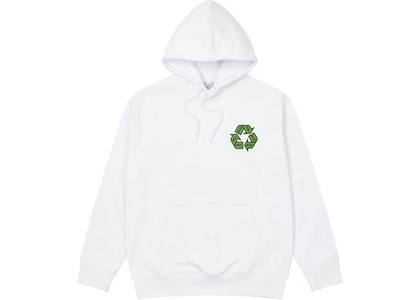 Palace P-Cycle Hood (SS21) White (SS21)の写真