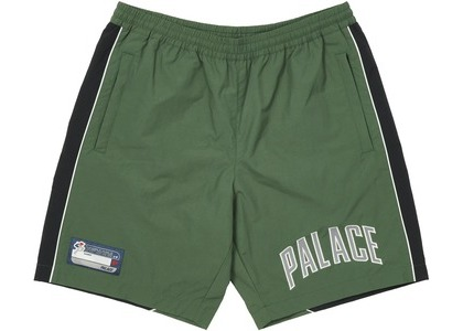 Palace Sport Mit Floss Shorts Green (SS21)の写真