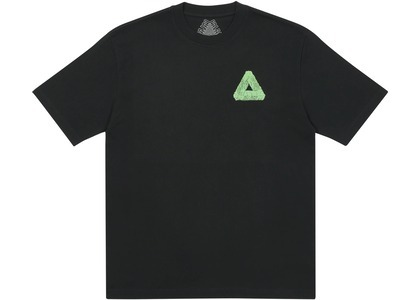 Palace Tri-Slime T-Shirt Black (SS21)の写真