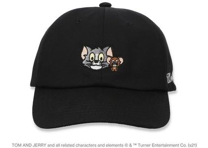 BAPE x Tom and Jerry Cap Black (SS21)の写真