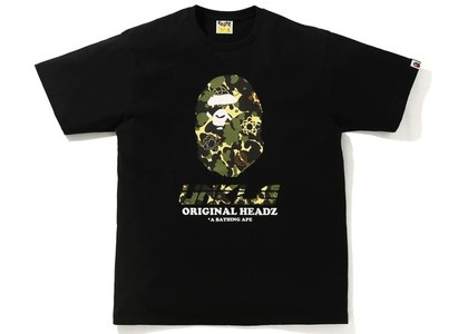 BAPE x UNKLE T-Shirt Black (SS21)の写真