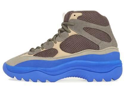 adidas Yeezy Desert Boot Adlt Tarp Blueの写真