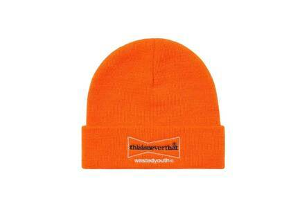 This is Neverthat × Wasted Youth Beanie Orangeの写真
