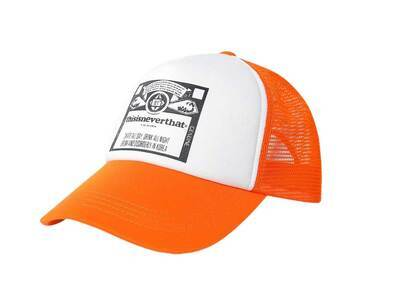 This is Neverthat × Wasted Youth Mesh Cap Orangeの写真