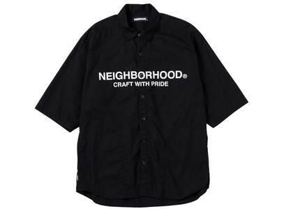 Neighborhood Trad C-Shirt 3Q Blackの写真