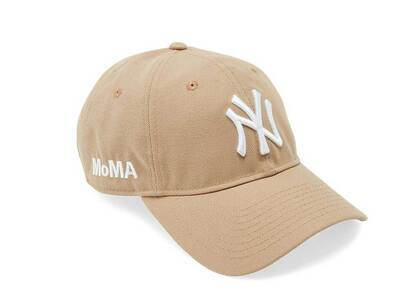 MoMA × New Era NY Yankees Cap MoMA Edition Beigeの写真