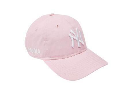 MoMA × New Era NY Yankees Cap MoMA Edition Pinkの写真