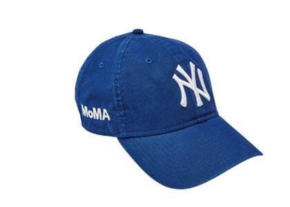 MoMA × New Era NY Yankees Cap MoMA Edition Blueの写真