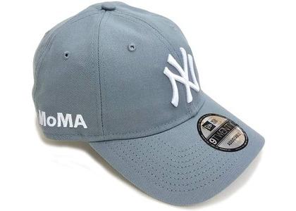MoMA × New Era NY Yankees Cap MoMA Edition Grayの写真