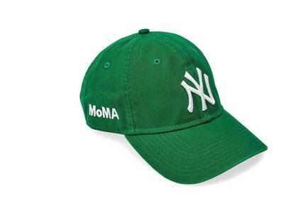 MoMA × New Era NY Yankees Cap MoMA Edition Greenの写真