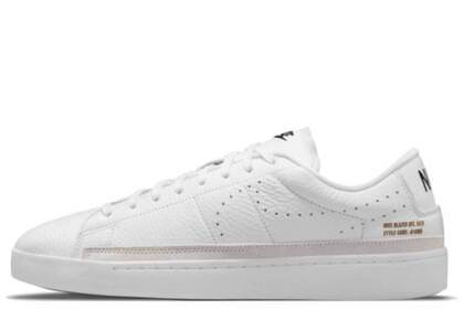 Nike Blazer Low X Whiteの写真