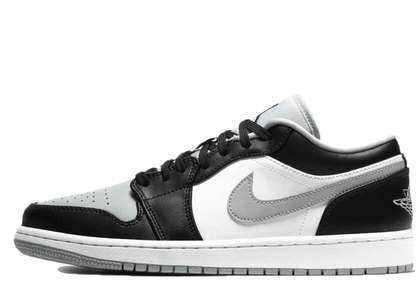 Nike Air Jordan 1 Low Black Smoke Greyの写真