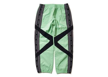 Supreme Cross Paneled Track Pant mint (SS21)の写真