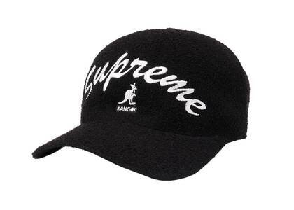 Supreme Kangol Bermuda Spacecap Black (SS21)の写真