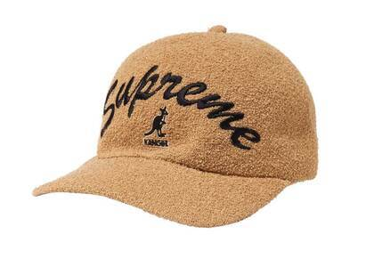 Supreme Kangol Bermuda Spacecap Brown (SS21)の写真