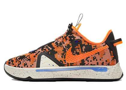 Nike PG4 EP Digital Camo Orangeの写真