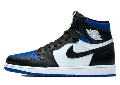 Nike Air Jordan 1 Retro High OG Royal Toeの写真