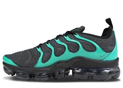 Nike Air VaporMax Plus Black Clear Emeraldの写真