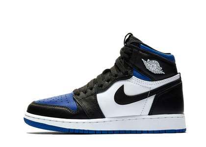 Nike Air Jordan 1 Retro High OG Royal Toe (GS)の写真