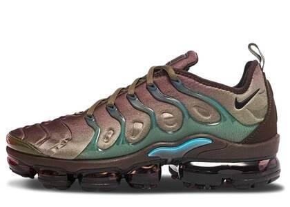 Nike Air VaporMax Plus Medium Olive Baroque Brownの写真