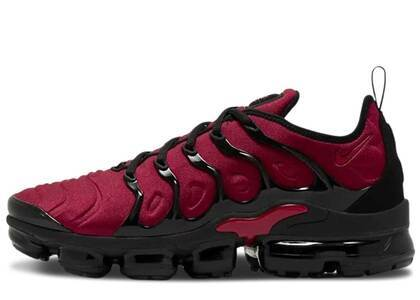 Nike Air VaporMax Plus University Red Blackの写真