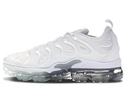 Nike Air VaporMax Plus White Pure Platinumの写真