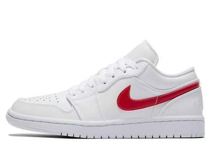Nike Air Jordan 1 Low University Red Womensの写真