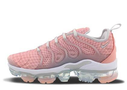Nike Air VaporMax Plus Bleached Coral Pure Platinum Womensの写真