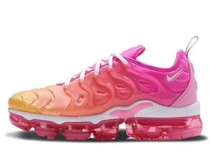 Nike Air VaporMax Plus Laser Fuchsia Psychic Pink Womensの写真