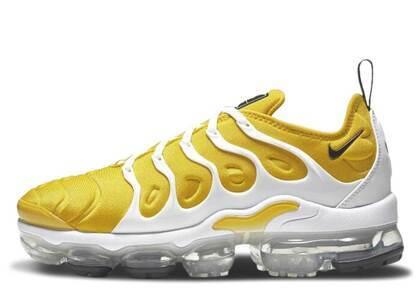 Nike Air VaporMax Plus Speed Yellow White Womensの写真
