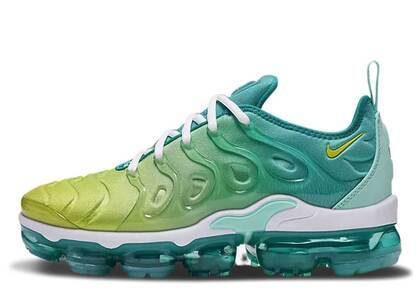 Nike Air VaporMax Plus Lemon Lime Womensの写真
