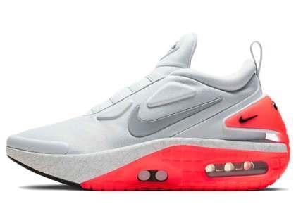 Nike Adapt Auto Max Pure Platinumの写真