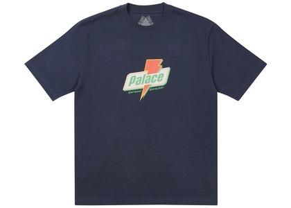 Palace Sugar T-Shirt Navy (SS21)の写真