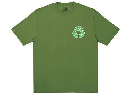 Palace P Cycle T-Shirt Green (SS21)の写真