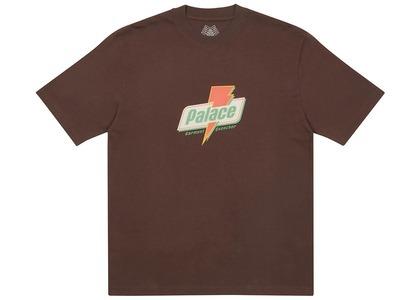 Palace Sugar T-Shirt Brown (SS21)の写真