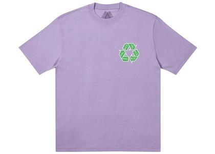 Palace P Cycle T-Shirt Purple (SS21)の写真