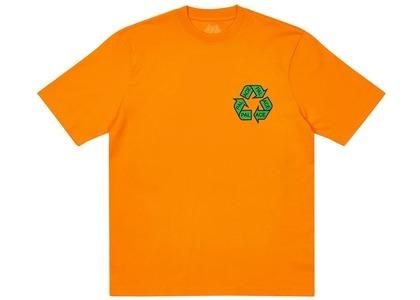 Palace P Cycle T-Shirt Orange (SS21)の写真