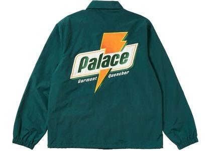 Palace Sugar Coach Jacket Dark Green (SS21)の写真