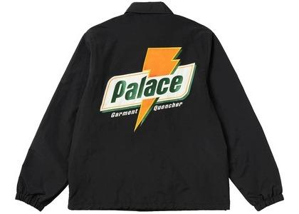 Palace Sugar Coach Jacket Black (SS21)の写真