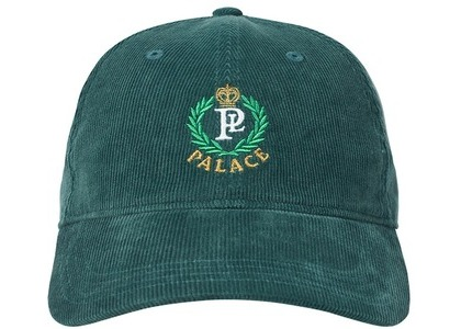 Palace x Reebok NPC 6-Panel Hat Forest (SS21)の写真