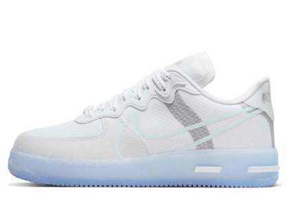 Nike Air Force 1 React QS Whiteの写真